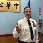 華埠五分局局長吳銘恆今卸任 新局長張保羅走馬上任