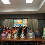 台美人傳統週開跑 5.26文化美食園遊會