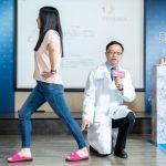 受賀爾蒙影響 女性足部問題比男性多