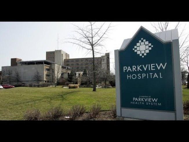 印第安納州的Parkview Health醫院系統的收費,是聯邦醫療保險 (Medicare)的大約四倍。(取自YouTube)