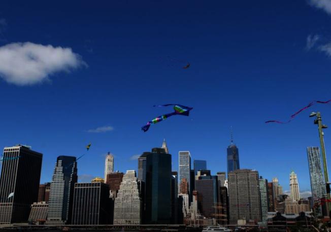 布碌崙風箏節將於11日在五號碼頭登場,將有許多精彩活動。(取自布碌崙大橋公園網頁)