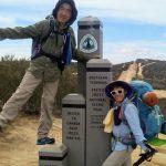 華人夫婦縱走「太平洋屋脊步道」 196天完成壯舉
