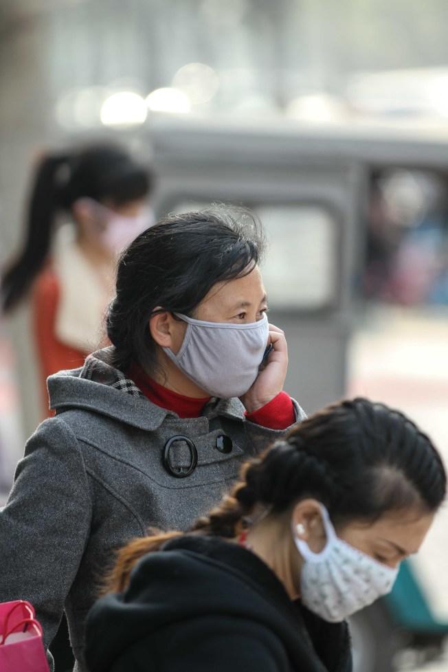 最常見的過敏原是塵蟎,可戴口罩進行防護。(中新社資料照片)