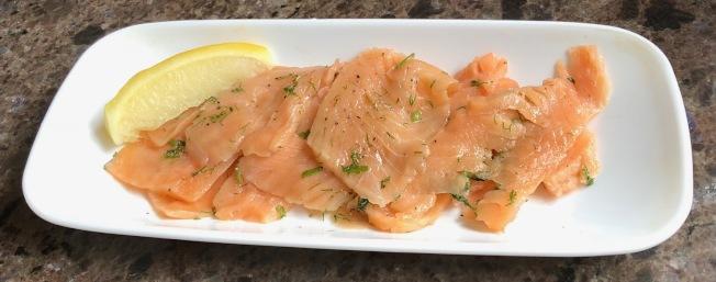 瑞典醃鮭魚