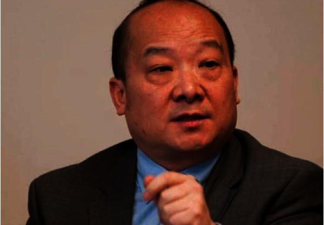 中國學者李毅稱,韓、郭兩人誰上,對北京來說沒有區別,中國現在只要讓民進黨下。(你好台灣網)