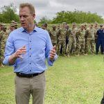 國防部擬挪用導彈預算築牆