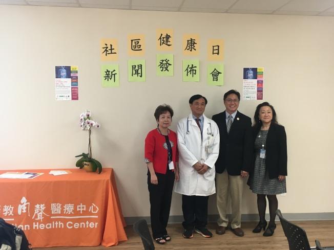 基督教角聲醫療中心將舉辦「社區健康日」,提供免費健康檢查活動。(角聲中心提供)