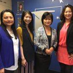 小企業講習會 華裔女性踴躍