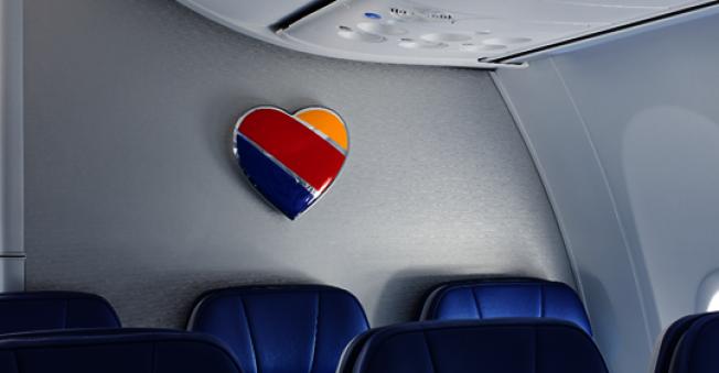 西南航空票價漲,一般認為受波音737 MAX 停飛有關。(西南航空臉書)