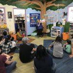 羅蘭學區親子課程 助幼兒發展社交技能
