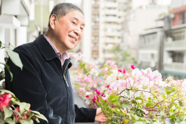 耄耋之年的白先勇,在台北住的時間愈來愈長。