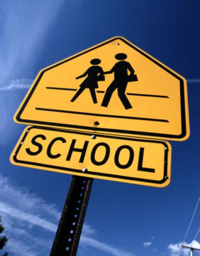 馬州州法規定,在距離學校半哩附近安裝超速相機。(網路圖片)