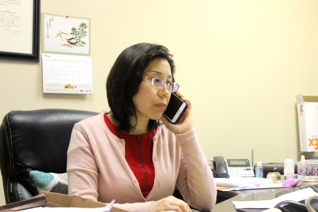 金潤律師事務所負責人陳文律師。(記者盧淑君╱攝影)