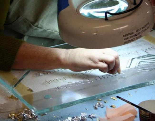 查斯伍的超級玻璃公司成為中美關稅戰犧牲品之一。(超級玻璃公司提供)