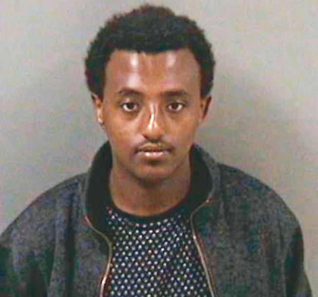 23歲的嫌犯阿瑪瑞。(Gebrele Amare,圖,柏克萊警方提供)