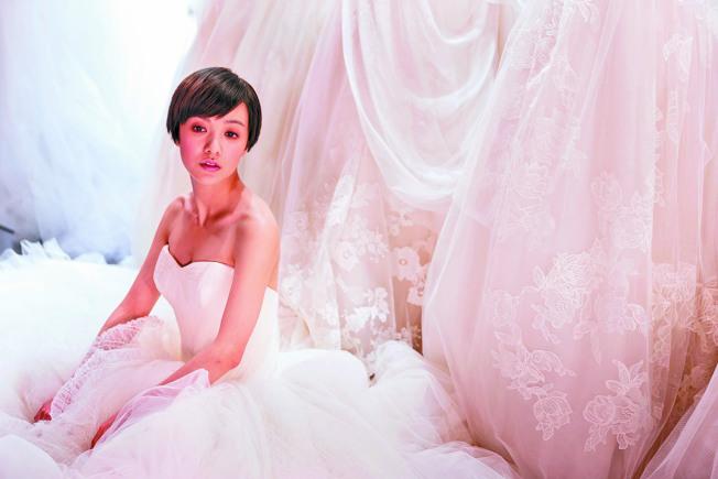郭采潔拍「我的第一任」時,正逢她傳出與楊祐寧分手。(圖:寬銀慕提供)