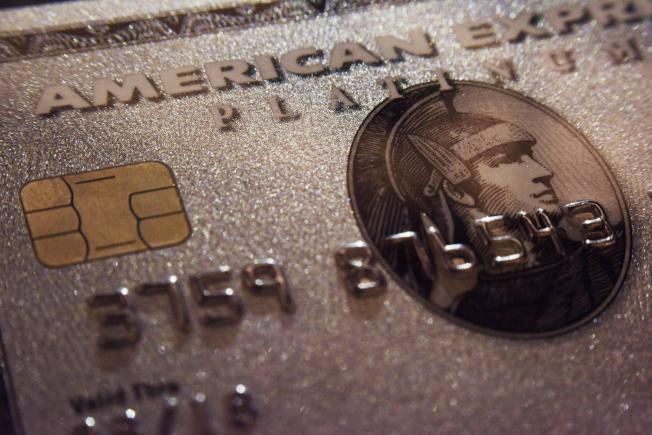 有人靠著一張「美國運通商務白金卡」,五年來雖常搭機卻從未花錢買機票。(美聯社)