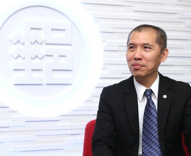 郵政物流中心招租惹議,董事長魏健宏將去職。 聯合報系資料照