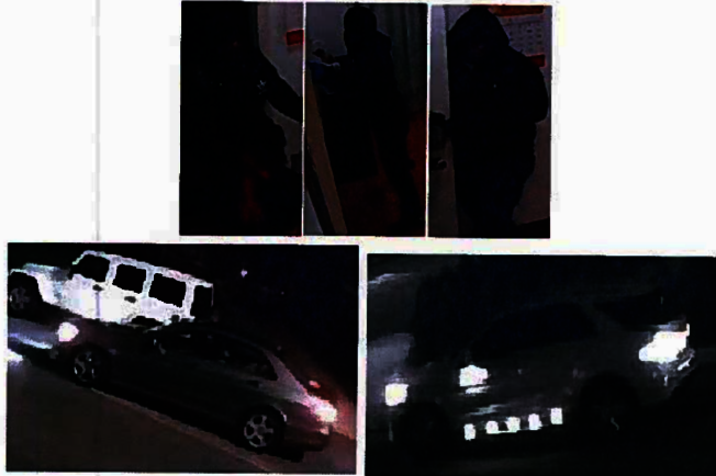 三名嫌犯中的其中一人已被警方逮捕。(警方提供)