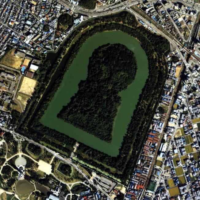 日本仁德皇陵古墓群 申遺