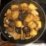 下飯人氣料理 油豆腐2道