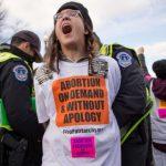 抗議心跳法案 維權團體提告