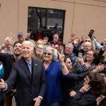 選總統 白登總部設費城 周六造勢大會