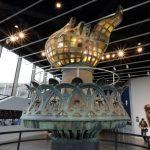 自由女神博物館  全新開放! 耗資億元修建完工