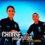 洛市警察局徵才 歡迎華裔加入