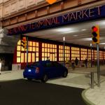 費城百年老市場 徒步區明春完工