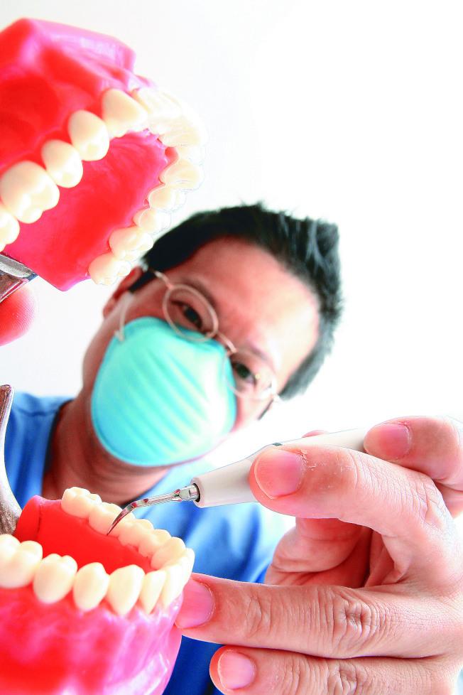 一旦罹患牙周病,就是一場長期抗戰。(本報資料照片)