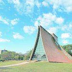 貝聿銘在台代表作…東海路思義教堂 設計者鬧雙包