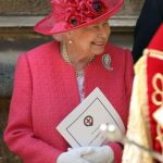 英王室1年內第3場婚禮 女王現身溫莎城堡觀禮