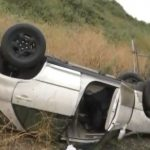 南加19日降雨導致數起車禍
