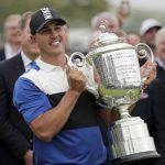 PGA錦標賽╱凱普卡寫連霸 登上世界球王