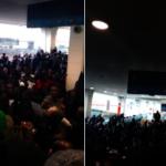 (影音)黃背心之外… 「黑背心」占領法國戴高樂機場