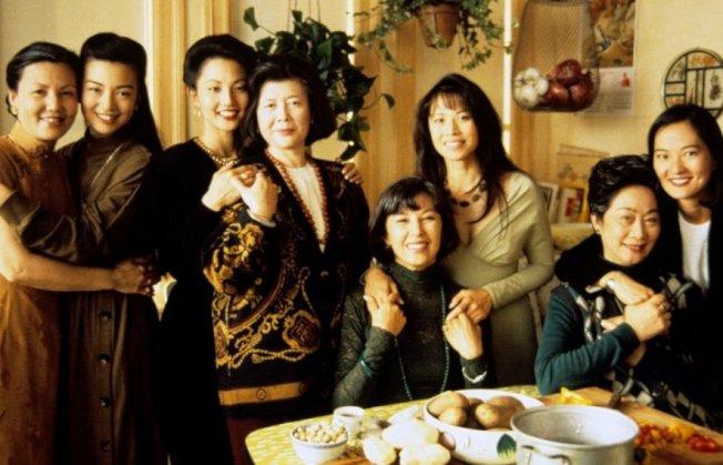 「喜福會」是首部全亞裔陣容的好萊塢電影。(劇照,取自網絡)