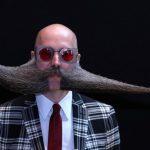 海選「美髯公」世界鬍鬚賽比酷比造型