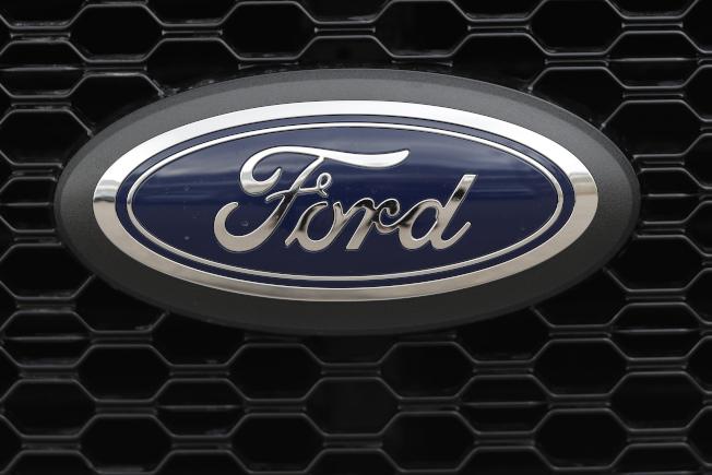 福特汽車將全球裁員約10%。美聯社
