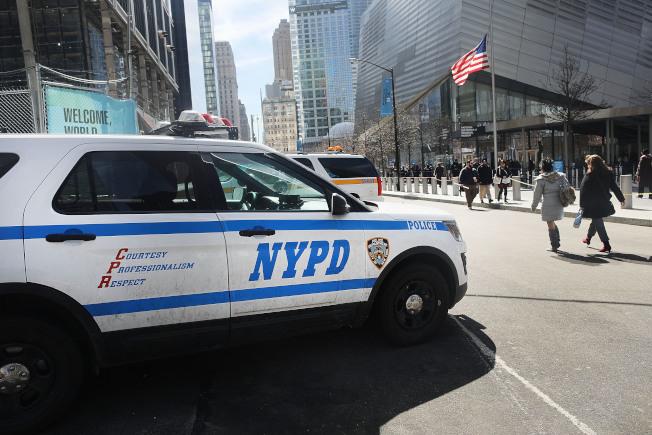 少女犯罪團夥曼哈頓上城暴力搶劫、毆打多名居民被警方逮捕。(本報檔案照)
