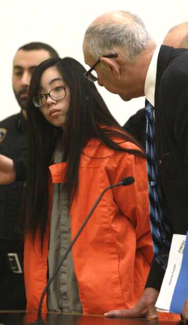 李林此前出庭接受審訊。(本報檔案照)