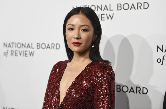 華裔女星吳恬敏參與演出的「菜鳥出航」影集被ABC廣播網續約。(美聯社)