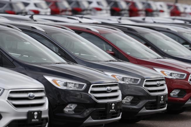 福特汽車大裁員,砍掉7000個白領工作,藉以升級。(美聯社)