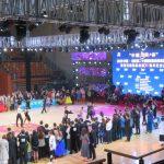 西安國標舞30年慶典 禤偉雄伉儷獲頒特別貢獻獎