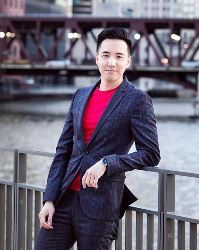 三次創業的吳蔚儒,鼓勵年輕人做創業行動派。(吳蔚儒提供)