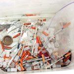 「針」危險! 藥物氾濫 新墨西哥州小鎮公園滿地針頭