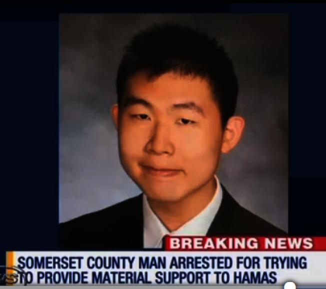 被控涉嫌要炸掉川普大樓的謝姓男子。(取自新州電視NEWS12頻道截頻)