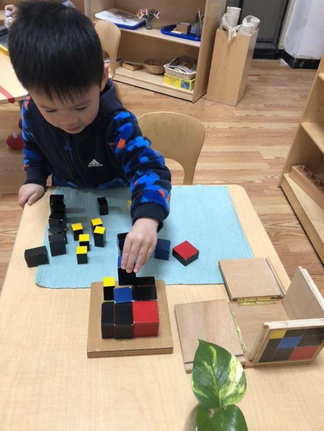 專家建議,家長要培養孩子獨立解決問題的能力。(記者和釗宇/攝影)