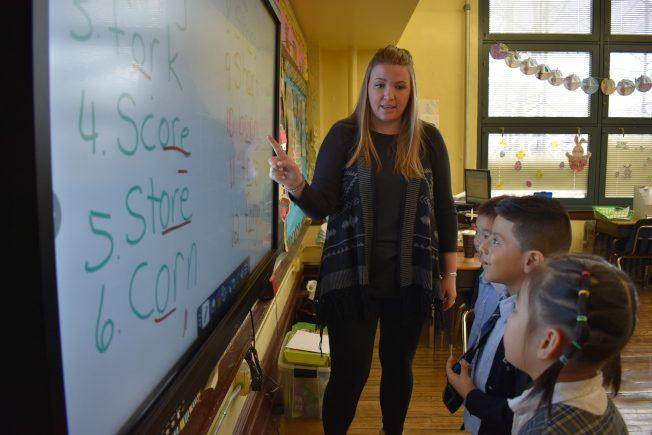 紐約向下扎根 今秋增設47學前班