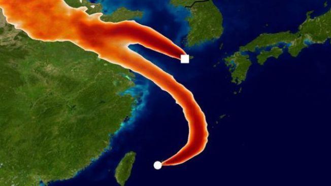 破壞臭氧層的關鍵化學物質「一氟三氯甲烷」(CFC-11)排放量,近年因不明原因急劇上升,最新環團調查報告指出,中國東北泡棉工廠就是罪魁禍首,恐導致臭氧層破洞癒合再延遲10年。圖片擷取YouTube/EIAEnvironment影片